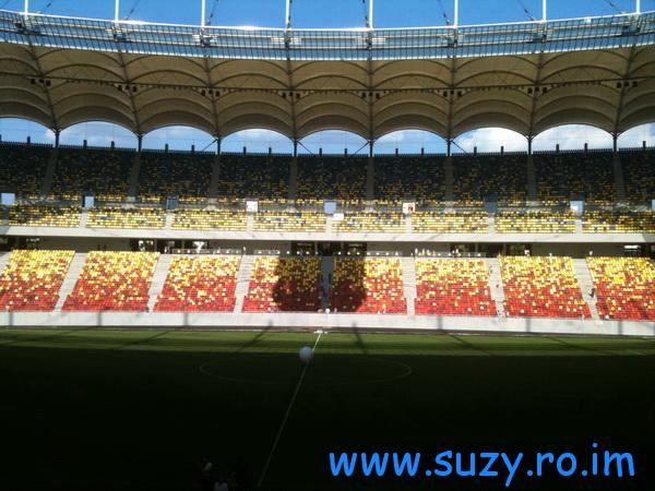 Arena Nationala Bucuresti - August 2011