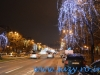 Luminitele de Craciun - Bucuresti decembrie 2012