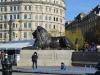 Trafalgar Square Londra (6)