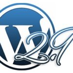 Upgrade la WordPress 2.9