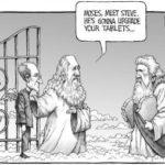 Steve Jobs inca lucreaza
