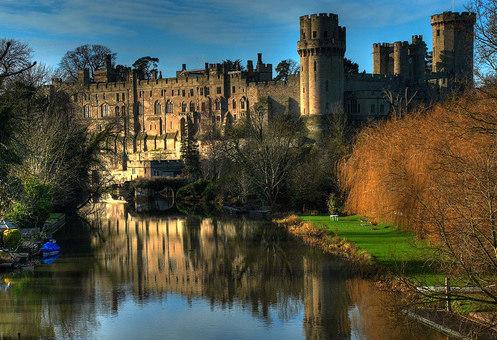 castell warwick