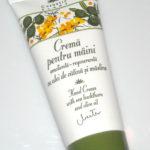Crema de maini cu ulei de catina si masline Cosmetic Plant