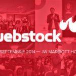 Ne vedem la Webstock 2014? :)