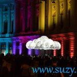 Spotlight – Festivalul International al Luminii la Bucuresti Aprilie 2015