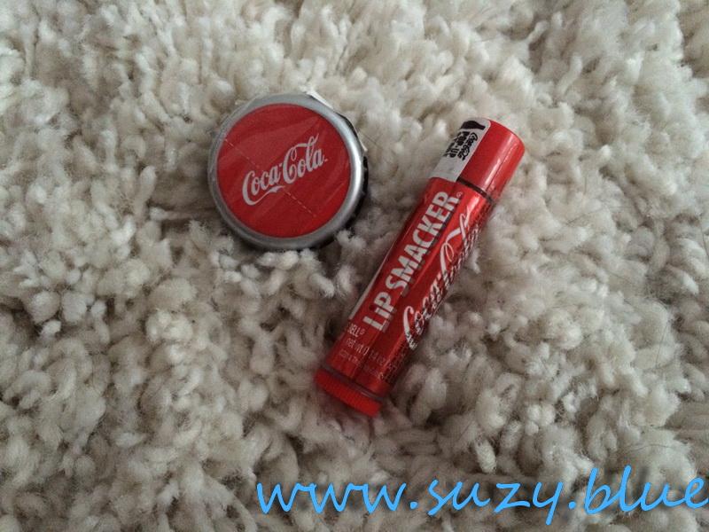 Balsam de buze Coca Cola