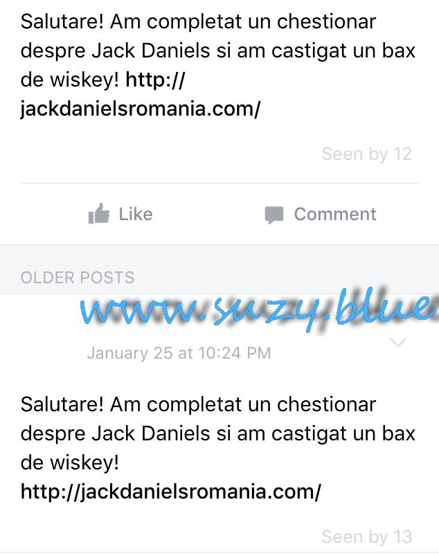 jack daniel_mesaj