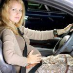 Centura de siguranta in timpul sarcinii – da sau ba?