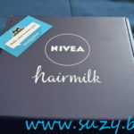 Beauty review: noul sampon si balsam Nivea Hairmilk