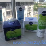 Beauty review: gama Nivea Urban Skin Detox